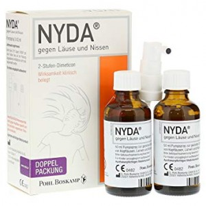 NYDA AEROZOL 2x50 ML