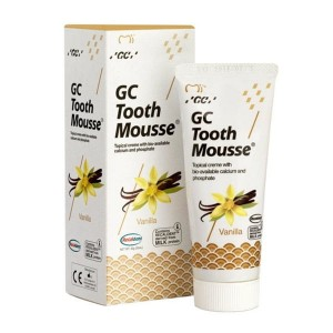 GC TOOTH MOUSSE płynne szkliwo wanilia 35 ml