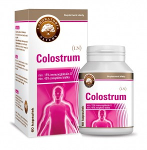 COLOSTRUM LN 60 KAPS.