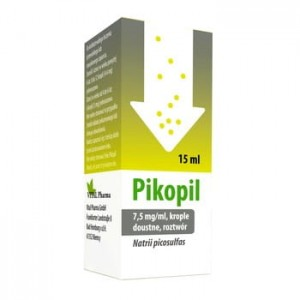 Pikopil krople doustne 7,5mg/ml - 15 ml