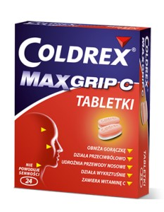 COLDREX MAXGRIP C  24 TABL.