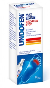 UNDOFEN MAX SPRAY 10MG/G 30 ML