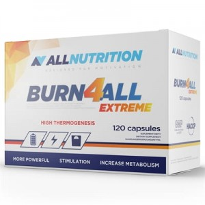 ALLNUTRITION BURN4ALL EXTREME 120 Kap