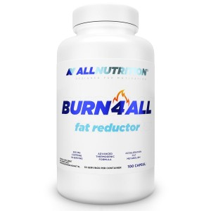ALLNUTRITION BURN4ALL FAT REDUCTOR 100 kap