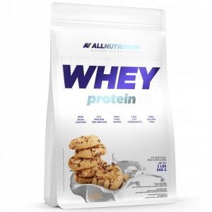 ALLNUTRITION WHEY PROTEIN 908 COOKIES
