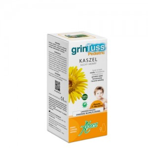 GRINTUSS PEDIATRIC SYROP 210 ML