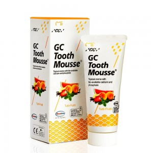 GC TOOTH MOUSSE płynne szkliwo tutti-fruti 35 ml
